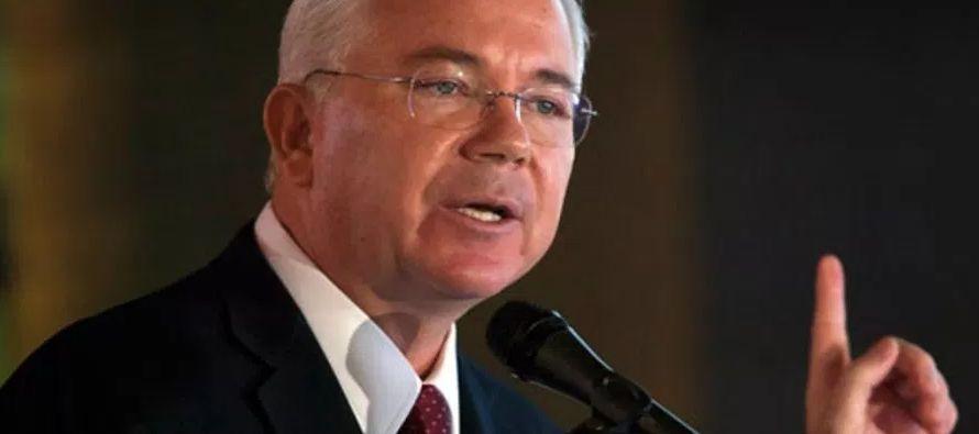 Iván Freites, un líder sindical que con frecuencia denuncia las constantes fallas en...