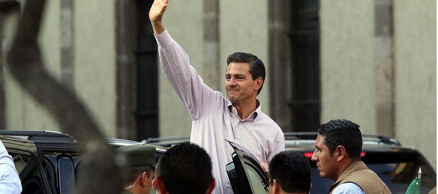 Al referirse a la violencia rampante que azota a México desde hace más de 11...