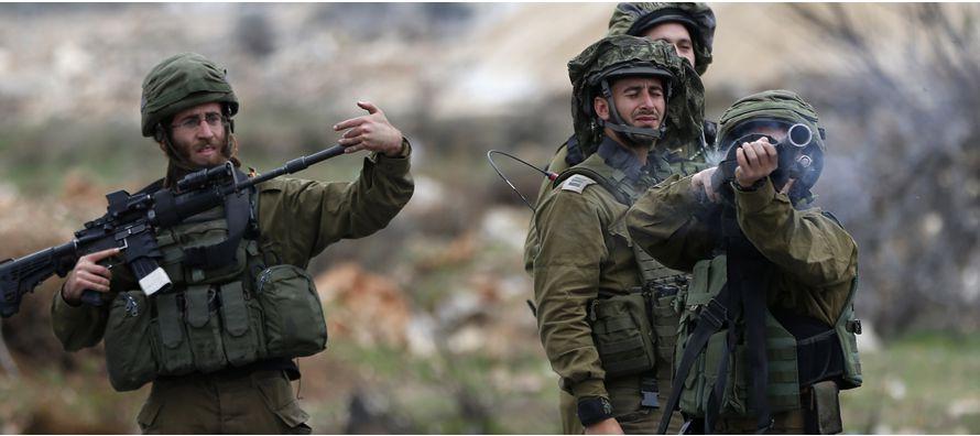 """""""Más de 60 cohetes han sido disparados hacia Israel, 20 en el último mes. Esto..."""