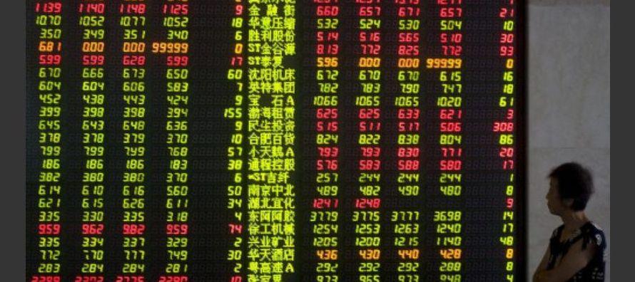 A pesar de las turbulencias que se produjeron a lo largo del camino, la economía de China...