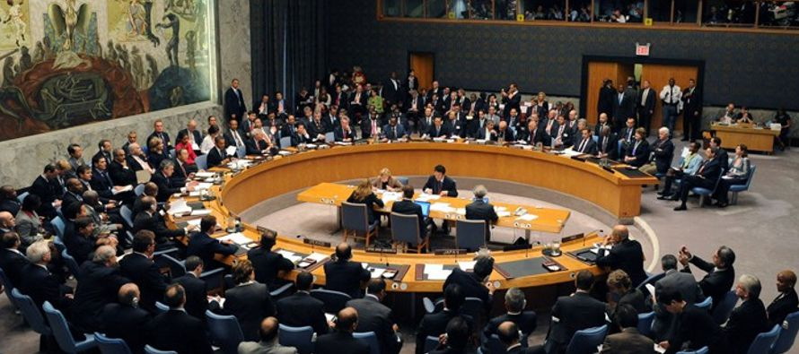 Queremos convocar a una sesión de emergencia del Consejo, dijo la embajadora norteamericana,...