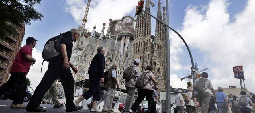 Las anteriores autoridades regionales de Cataluña promovieron un proceso ilegal de...