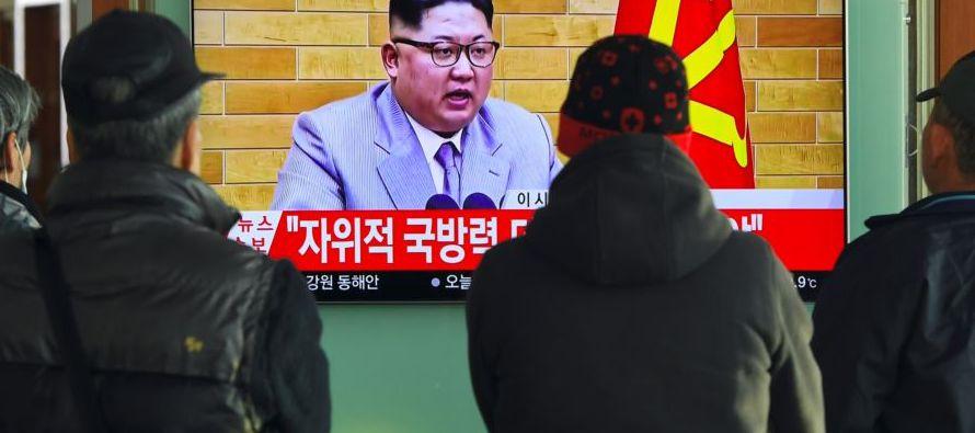 Pyongyang lleva desde febrero de 2016 sin contestar a ninguna de las llamadas de Seúl a...