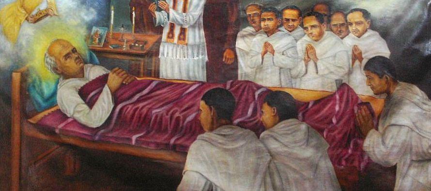 En esta festividad del Santísimo Nombre de Jesús, se celebra la vida de este santo...