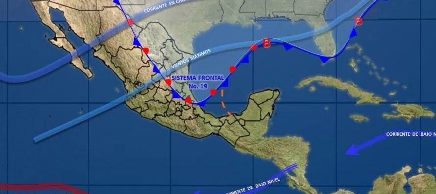 En las zonas montañosas de Baja California, Chihuahua, Coahuila, Nuevo León y Durango...