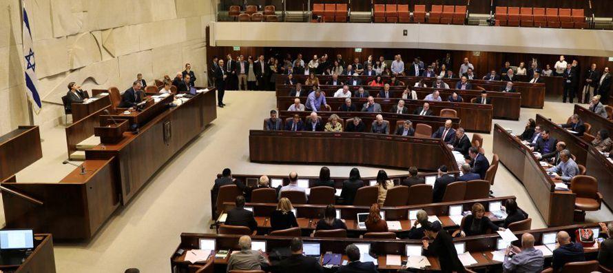 El primer ministro de Israel, Benjamín Netanyahu, se ha mostrado a favor de su...