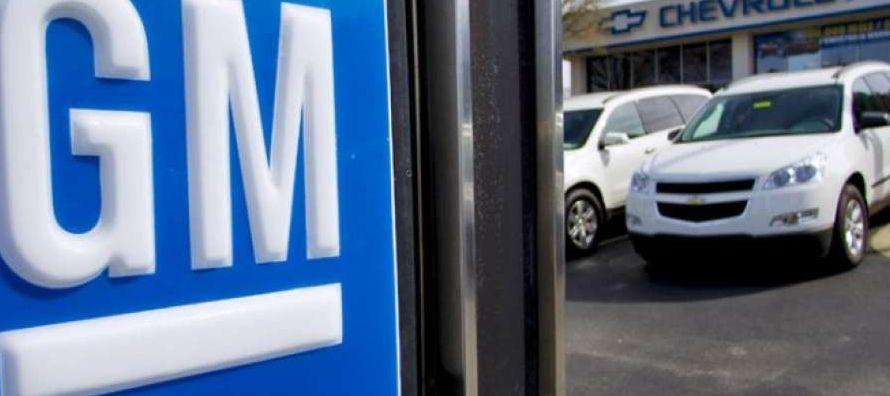 Buick, la marca de la gama alta, perdió un 4,5 % de sus ventas con 219.231 unidades, y...