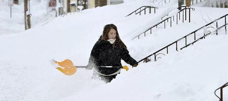 La ola de frío que bate récords históricos y asola a Estados Unidos en las...