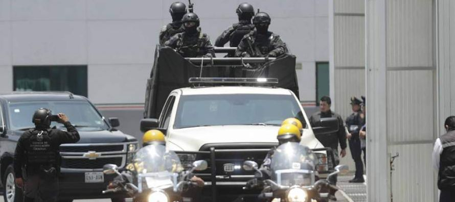 El Grupo de Acción Financiera (GAFI) criticó hoy que México no de prioridad a...