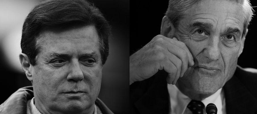 """La demanda considera que la orden para nombrar a Mueller """"excede el alcance de la autoridad de..."""