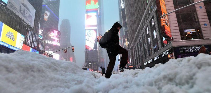 Las previsiones meteorológicas indican que el impacto más fuerte se sentirá en...