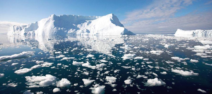 Así, este incremento de la llegada de materiales derivados del deshielo a las aguas del...