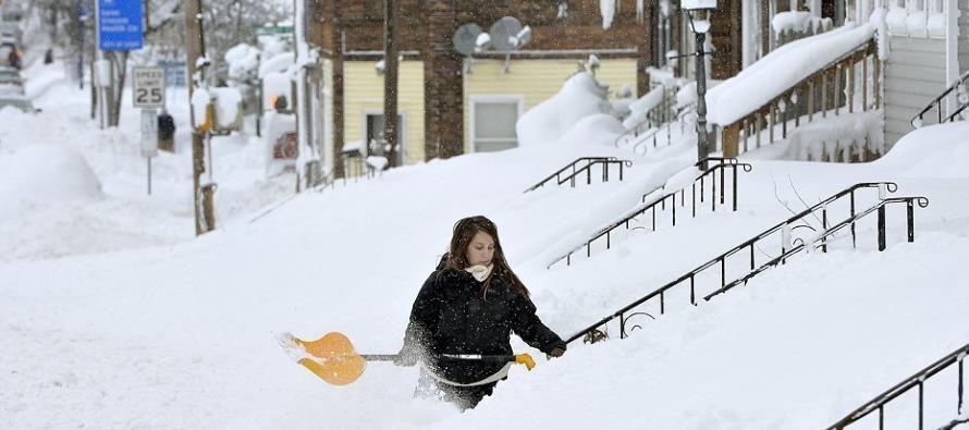 Al menos nueve personas murieron por las bajas temperaturas récord que han afectado a gran...
