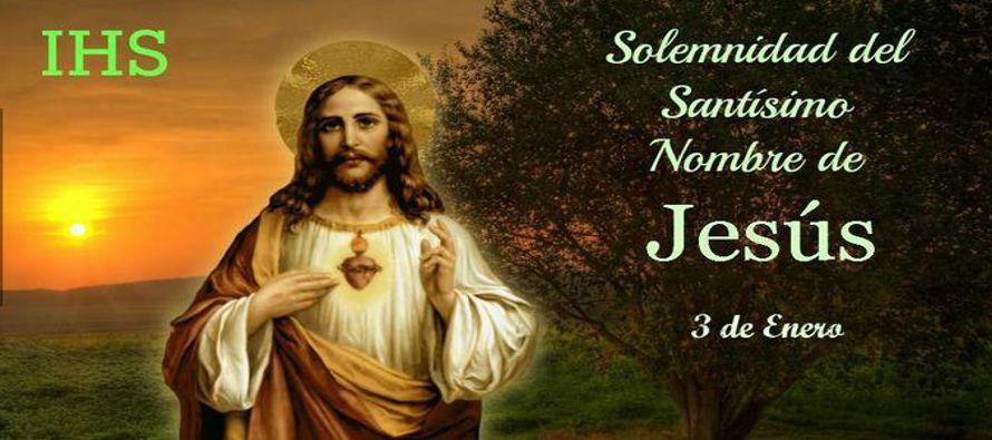 Honramos el Nombre de Jesús no porque creamos que existe un poder intrínseco...