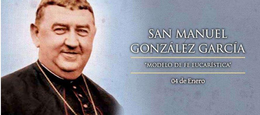 La ternura y la piedad por el Santísimo Sacramento formaron en la vida de este santo un...