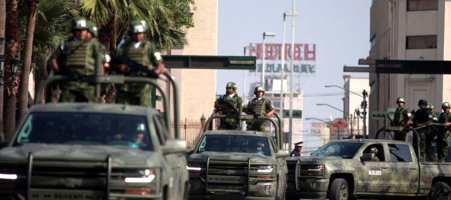 Chihuahua es el epicentro de una disputa por el control de puntos de venta de drogas al menudeo...