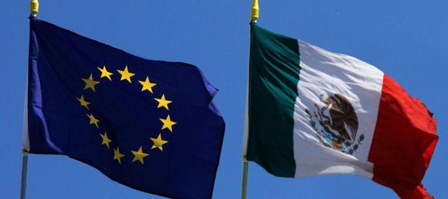 """""""La modernización del TLCUEM es parte esencial de la agenda comercial de México,..."""