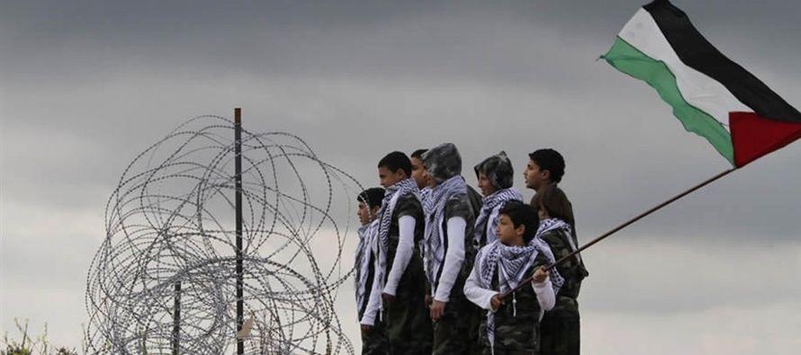 De las 1.163 denuncias que pusieron ciudadanos palestinos de los territorios ocupados de...