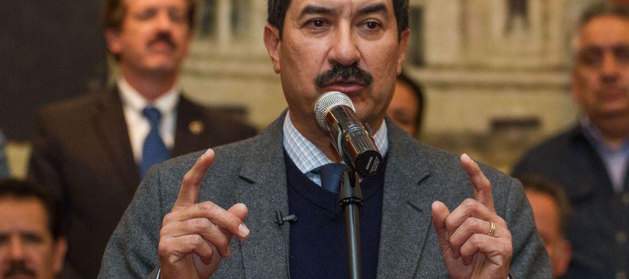 """""""Ante este hecho se pretende imponer al pueblo de Chihuahua una represalia económica..."""