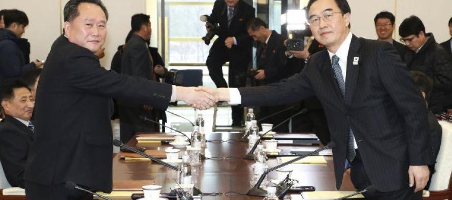A su vez, el régimen norcoreano respondió afirmativamente a la invitación del...