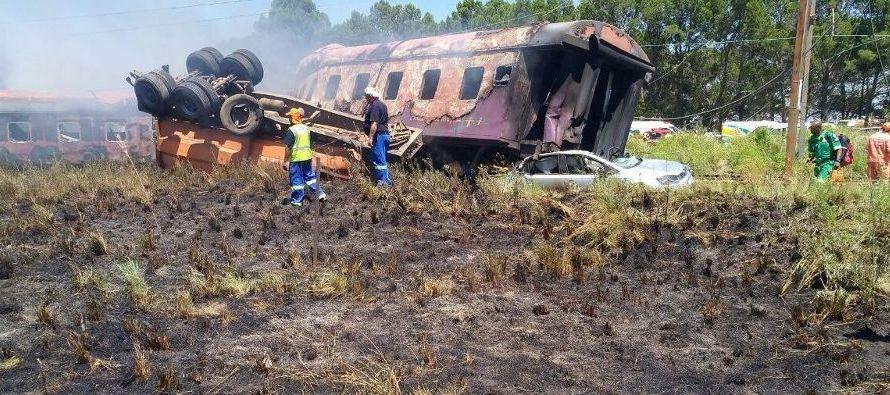 Este incidente se produce tan solo cinco días después de un accidente producido cerca...