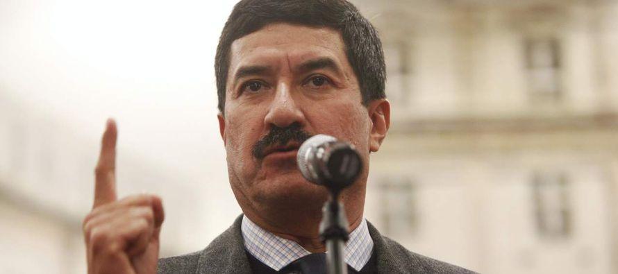 """Corral dijo que el Ejecutivo federal ha incumplido """"unilateralmente"""" los convenidos..."""