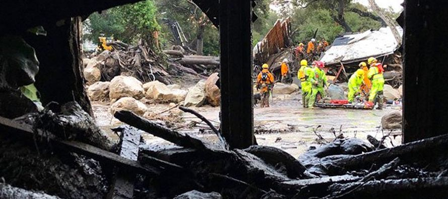 Las fuertes lluvias, que llegaron hasta los 25 milímetros en la zona noroeste de Los...