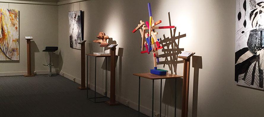 Los Ángeles Art Show, una de las ferias de arte más importantes de Estados Unidos,...