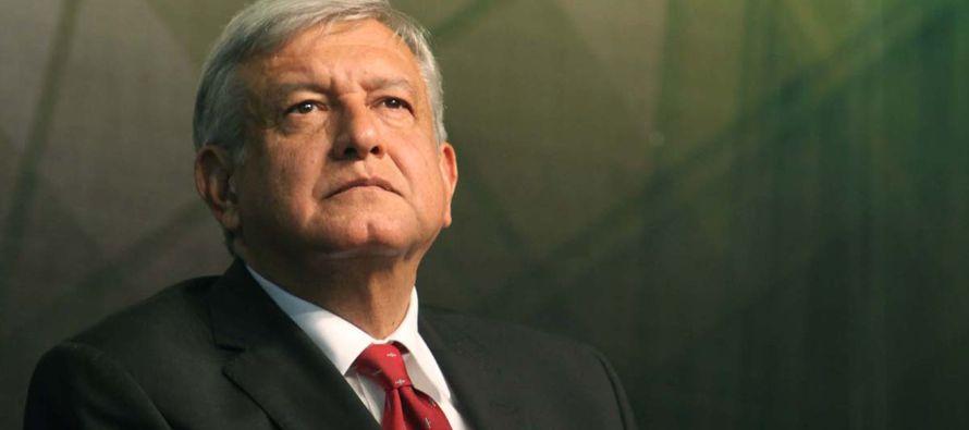 El precandidato, que compite por tercera vez por el cargo, después de que la primera (2006)...