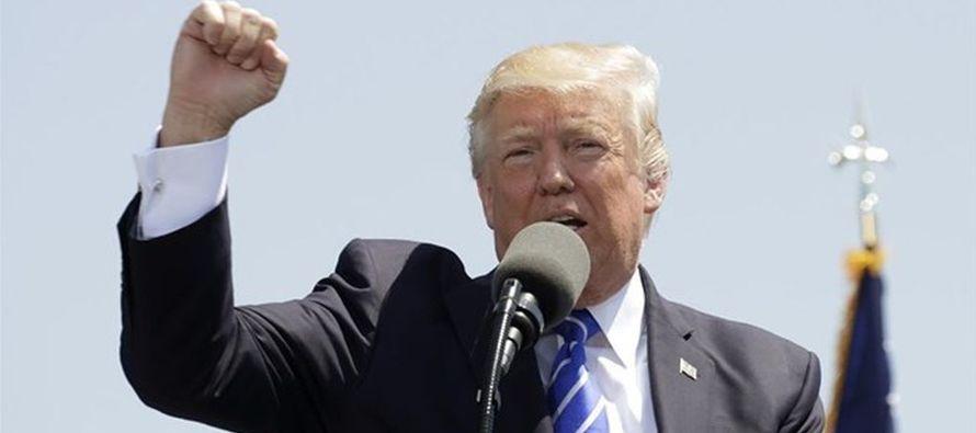 El presidente de Estados Unidos, Donald Trump, dijo hoy que su país podría volver al...
