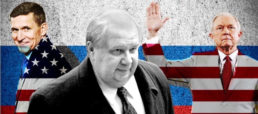 """""""Semejantes suposiciones paranoicas no solo perjudican las relaciones ruso-estadounidenses;..."""