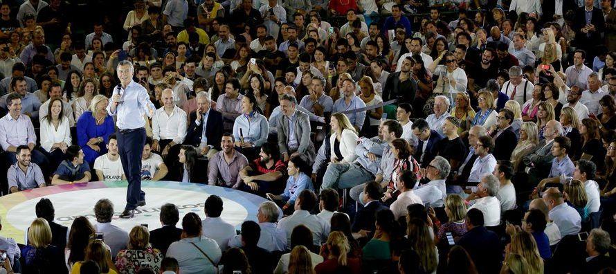 Las detenciones coinciden con la promesa del presidente Mauricio Macri de poner fin a una cultura...