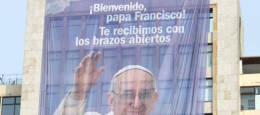 En su regreso a Latinoamérica, Francisco visitará Santiago, Temuco e Iquique, en...