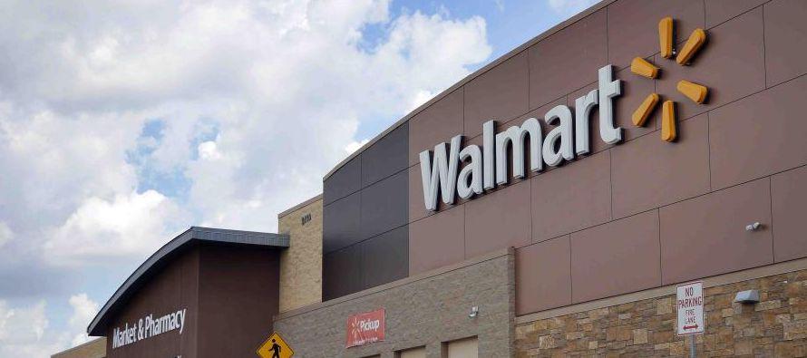 Hasta ahora el sueldo para los trabajadores de Walmart al ingresar a la firma era de 9...