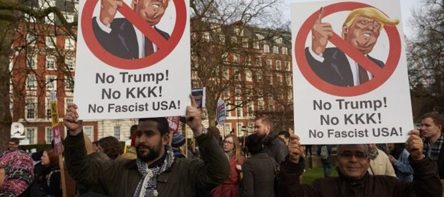 A pesar de la tradicional buena relación entre el Reino Unido y EU, las políticas del...