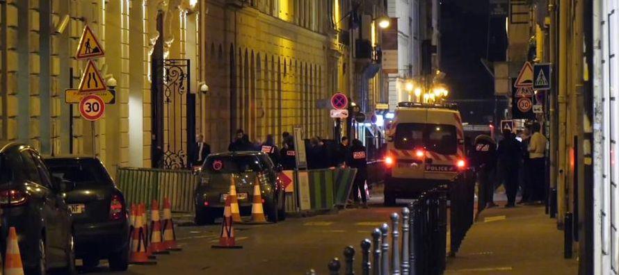 La Fiscalía y la Policía del cantón de Neuchâtel informaron en un...