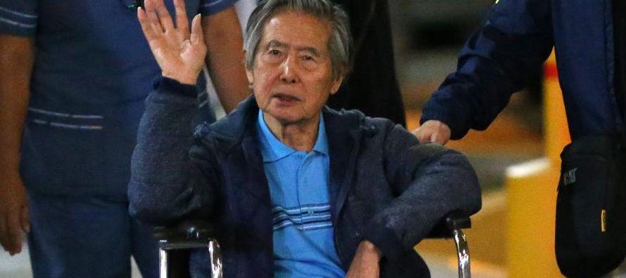 """""""Fujimori destinará el 30 % de cada ingreso que tenga al Estado, él entiende que..."""