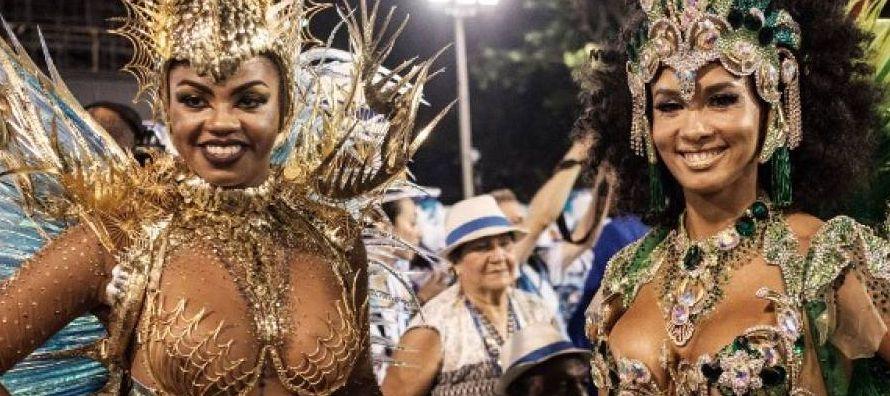 El ministro de Defensa brasileño, Raul Jungmann, y el gobernador de Río de Janeiro,...