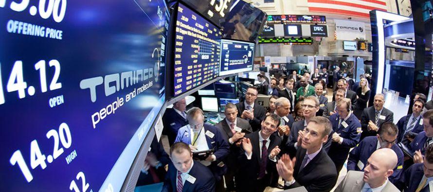El S&P 500 tuvo sus mejores primeros diez días del año desde 2003, ya que...