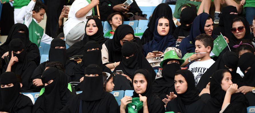 Fue a finales de octubre cuando las autoridades saudíes anunciaron que las mujeres...