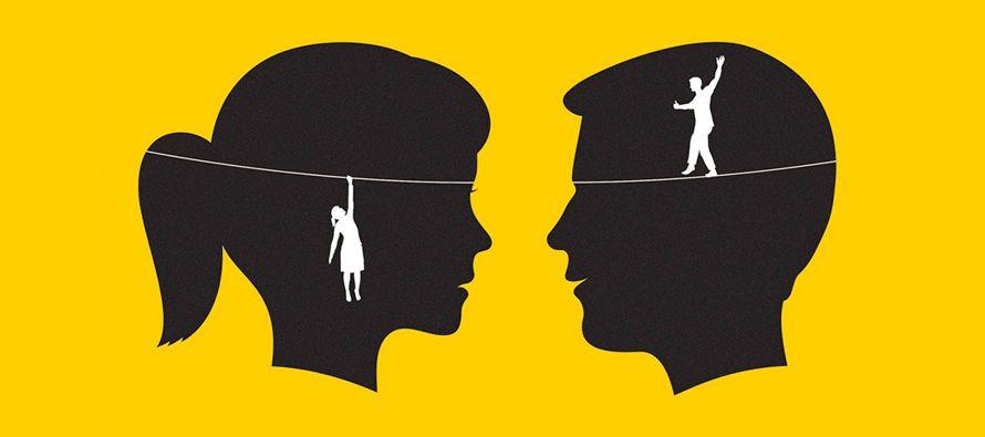 También que reduzcan las brechas salariales entre hombres y mujeres por trabajos similares,...