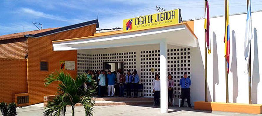 También conocerán dos Casas de Justicia, una en Bogotá y otra en el municipio...