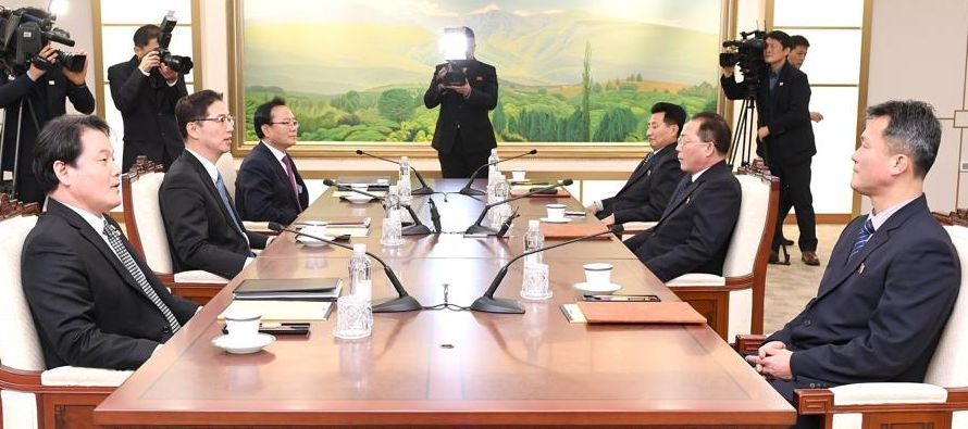 La decisión se tomó hoy en un nuevo encuentro entre Norte y Sur celebrado en la...
