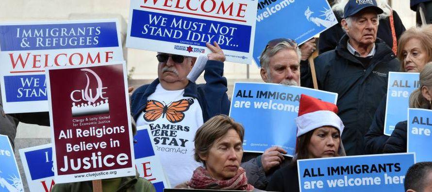 La inmigración poco tiene que ver con el terrorismo en Estados Unidos. En el último...