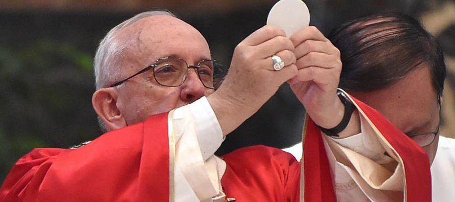 """Tras la misa, el pontífice argentino visitará y descansará en la """"Casa de..."""