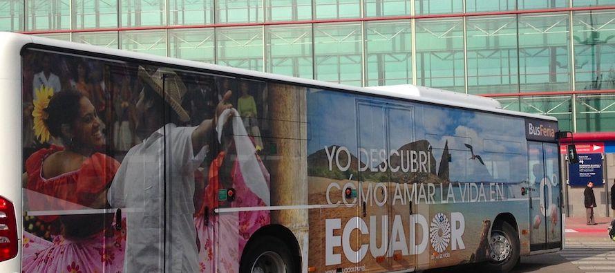 Después de algunos años de ausencia, Ecuador regresó a Fitur con la...