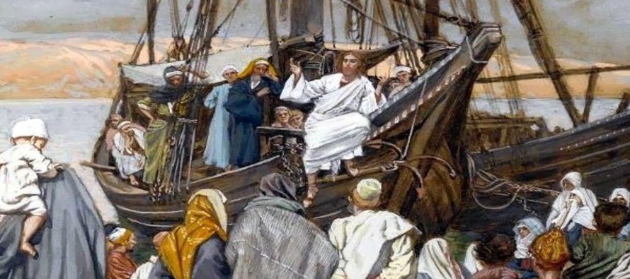 En el Evangelio de hoy vemos cómo «una gran muchedumbre de Galilea» y...