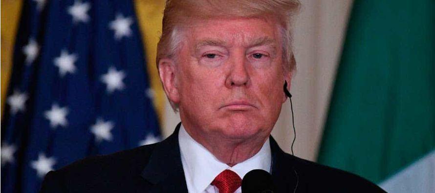 Trump ha criticado de manera reiterada la situación de la infraestructura en EU al asegurar...
