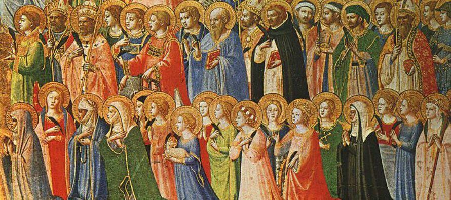 En Roma, conmemoración de santa Prisca (o Priscila), nombre bajo el cual fue dedicada la...