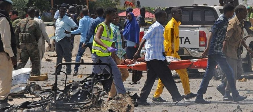 El país africano ha pasado una de las peores situaciones de su historia el pasado...